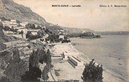 Monaco Larvotto General View Postcard - Monaco