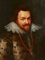 @@@ MAGNET - Michiel Van Mierevelt, Portrait Of Philip William Of Orange-Nassau - Publicitaires