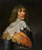 @@@ MAGNET - Michiel Van Mierevelt, Portrait Of Duke Heinrich Casimir I Of Nassau-Dietz - Publicitaires