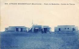 MAURITANIE - Poste De Mederdra, Cercle Du Trarza - Ed. P. Tacher 400. - Mauritanie