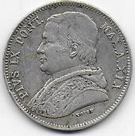 Vatican - 20 B  1864 - Vatican
