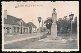 SINT GILLIS WAAS    H.HART MONUMENT - Sint-Gillis-Waas