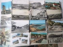 480 CARTES POSTALES SEMI MODERNES PETIT FORMAT DE FRANCE -DROUILLE - BON ETAT - Cartes Postales