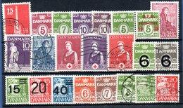 Danemark / Lot De Timbres / Etats Divers - Collections