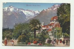 MERANO CASINO NUOVO 1919   VIAGGIATA FP - Merano