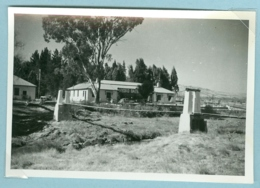 Photo Afrique Du Sud Machadodorp Transvaal Hydro Bath 1949 - Africa