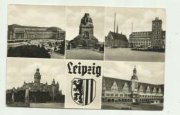 LEIPZIG - VEDUTE    VIAGGIATA FP - Leipzig