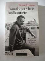 GEORGES BRASSENS : J'aurais Pu Virer Malhonnête De Bernard Lonjon - Edition De 2010 - Détails Sur Les Scans. - Musique
