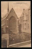 GENT  RELIGIEUSEN DER GEDURIGE AANBIDDING  - OUDE HOUTLEI 50  -- VOORGEVEL BOETKAPEL - Gent