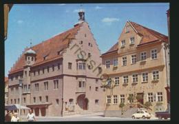 Nördlingen - Rathaus [AA37 6.636 - Deutschland