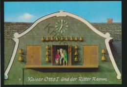 Goslar - Das Glockenspiel Am Marktplatz [AA37 6.722 - Unclassified