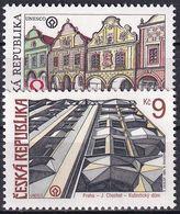 TSCHECHISCHE REPUBLIK 1994 Mi-Nr. 39/40 ** MNH - Tschechische Republik