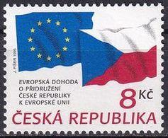 TSCHECHISCHE REPUBLIK 1995 Mi-Nr. 62 ** MNH - Tschechische Republik