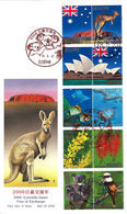 Japan 2006 - FDC - The 2006 Australia-Japan Year Of Exchange - FDC