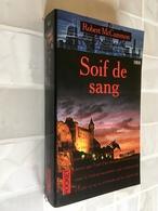 POCKET TERREUR N° 9202   SOIF DE SANG   Robert Mc CAMMON   631 Pages – 1998 - Presses Pocket