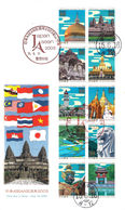 Japan 2003 - FDC - ASEAN-Japan Exchange Year - FDC