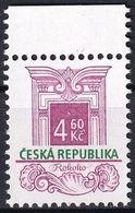 TSCHECHISCHE REPUBLIK 1997 Mi-Nr. 140 ** MNH - Tschechische Republik