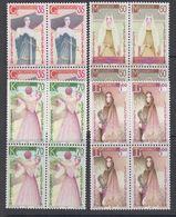 Liechtenstein 1985 Die Vier Kardinaltugenden 4v Bl Of 4 ** Mnh (42148B) - Liechtenstein