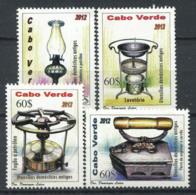 Cape Verde 2012 MNH 100% Old Household Utensils - Cap Vert