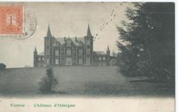 Fairon - Château D'Odeigne - 1914 - Hamoir