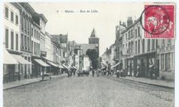 Menen - Menin - 8 - Rue De Lille - 1910 - Menen