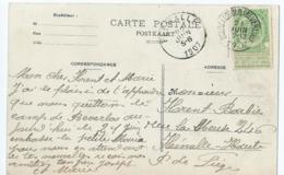 Camp De Beverloo - Route D'Hoppen - Désiré Gotthold - 1907 - Leopoldsburg (Camp De Beverloo)