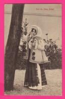 CPA (Ref Z1242)  (ROUMANIE) Jolie Roumaine Costume Local (Portdin Sebes Ardeal) - Roumanie