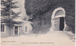 L200A_647 - La Sainte-Baume - 20 Entrée De La Grotte - France