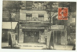 Belle Cpa 755.  PARIS (13e ) .La Fauvette - Paris (13)