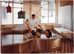 VALLAURIS (06) CENTRE HELIO MARIN - Bassin D'Hydrothérapie     - Photo Originale Unique 1967 COMBIER à MACON - Places