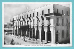 BENGASI PALAZZO DELLA CASSA DI RISPARMIO 1938 - Libye