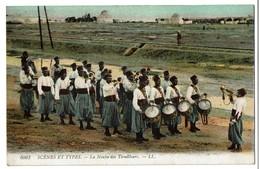 CPA Scènes Et Types - La Nouba Des Tirailleurs - LL. 6062 - Afrique