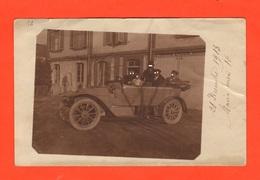 Vecchie Auto Foto Anno 1913 Old Cars Original Photo - Automobili