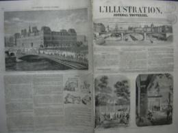 L'ILLUSTRATION 786 MACAO / RAIL LYON GENEVE / COOLIES ANTILLES / PARIS - 1850 - 1899