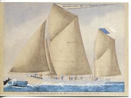 CPM - ILLUSTRATION Paul-Emile PAJOT - Dundee Langoustier DOUARNENEZ - Edition Chasse-Marée Armen (format 16.5x12) - Pêche