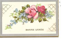 MIGNONNETTE BONNE ANNEE FORMAT 7X11 CM MD 401 - Nouvel An
