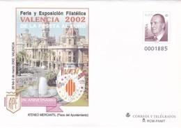 España Sobre Entero Postal Nº 75 - Stamped Stationery