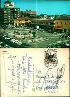11890a)cartolina-   Aprilia Piazza Roma Ed. Livoni - Aprilia