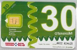 PHONE CARD - RUSSIA (E41.5.1 - Rusia