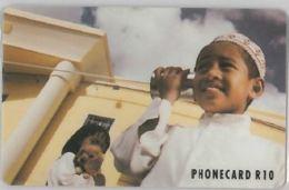 PHONE CARD - SUDAFRICA (E41.24.4 - Zuid-Afrika