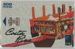 PHONE CARD - COSTA RICA (E41.25.3 - Costa Rica