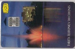 PHONE CARD - COSTA RICA (E41.25.4 - Costa Rica