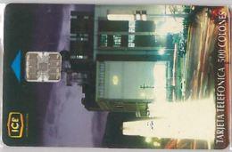 PHONE CARD - COSTA RICA (E41.25.7 - Costa Rica