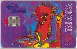 PHONE CARD -CAPO VERDE (E41.27.5 - Kapverden