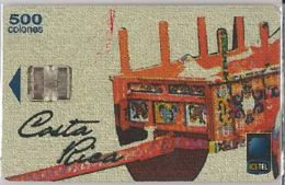 PHONE CARD -COSTA RICA (E41.28.8 - Costa Rica