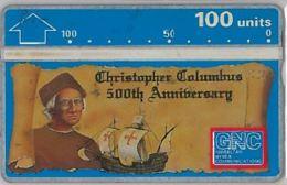 PHONE CARD -GIBILTERRA (E41.29.8 - Siria