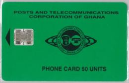 PHONE CARD -GHANA (E41.30.7 - Gabun