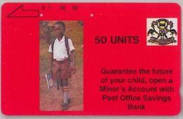 PHONE CARD -UGANDA (E41.32.1 - Uganda