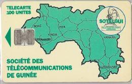 PHONE CARD -GUINEA (E41.32.2 - Guinea