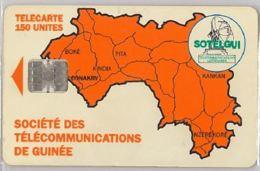 PHONE CARD -GUINEA (E41.32.3 - Guinea